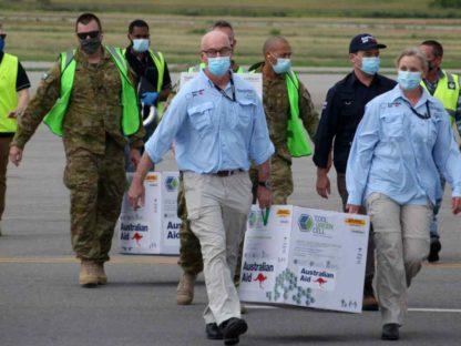 太平洋岛国疫苗外交战 澳洲恐怕要惨输给中国!