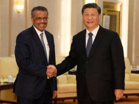 当全世界都在质疑中国 世卫为什么倍加赞扬?