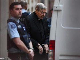 怀疑有人用无人机拍照,澳恋童大主教被转移至最高安全级别监狱