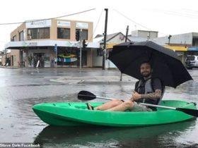 颤抖!悉尼迎来今夏最大暴雨雷电!山火缓解!然而多地被淹!房屋被毁!有人兴奋到裸奔,有人伤心欲绝!接下来更惨…