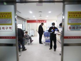 快讯/韩国首起武汉肺炎 36岁大陆女子已被隔离