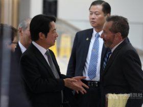 华府突破性访问 赖清德盼对台湾有助益