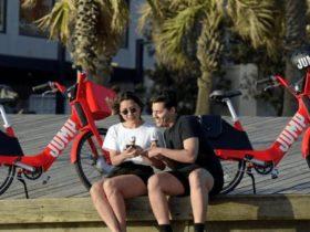 共享自行车重返墨尔本,将投放400辆电动自行车试水