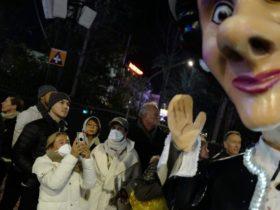 法国新增两例感染者,尼斯狂欢节照样进行!