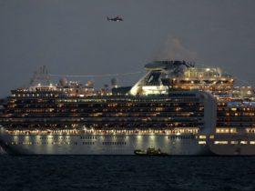 【视频】船上有425名美国人!日本邮轮10乘客确诊感染病毒