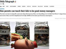 家长们给孩子多少零花钱?澳专家建议5澳元