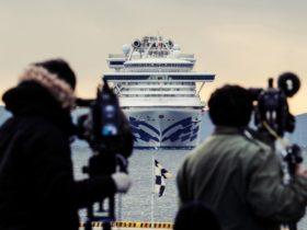 曾与钻石公主号旅客接触 冲绳一人疑患肺炎